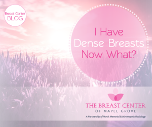 Dense breast tissue: What it means to have dense breast